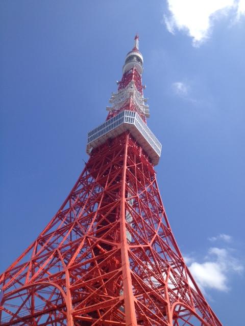 8/7【NYスタイル★美姿勢レッスン】in 東京タワー