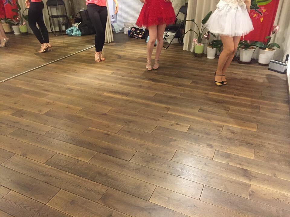 ダンスランウェイチーム★リハレッスン♪
