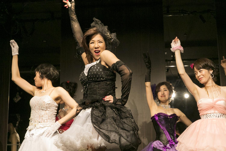 ④3部-ダンスランウェイ編 salon & studio NAO style【NYスタイル★Summer &2周年&BDパーティー】