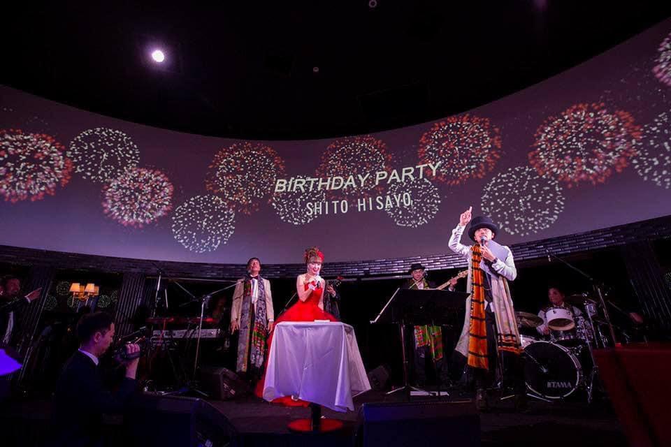 着物ランウェイ&ダンス👘「SHITO HISAYO✨ BIRTHDAY PARTY🎉and FASHON SHOW👘」に出演❣️
