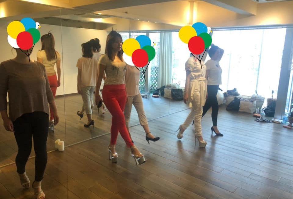 【NY Style collection🗽】モデル★グルーブイベント体験レッスン♬✨